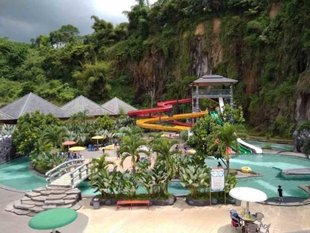 Tiket Masuk Pesona Nirwana Waterpark