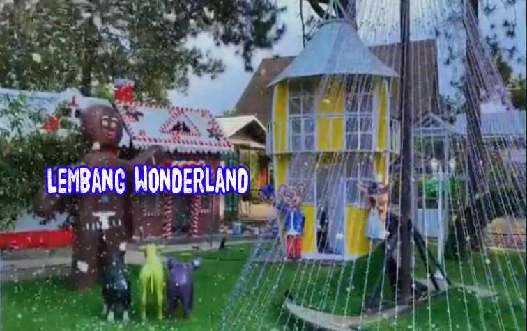 Tiket Wisata Lembang Wonderland