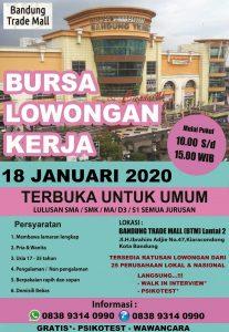 Bursa Kerja Bandung