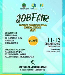 Job Fair Milenial Festival