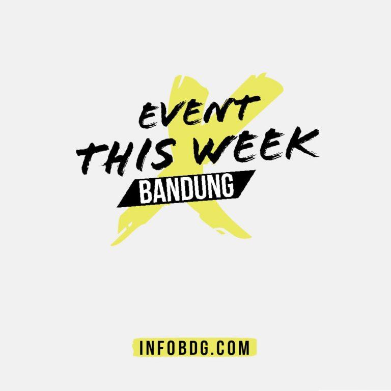 Event di Bandung Minggu Ini